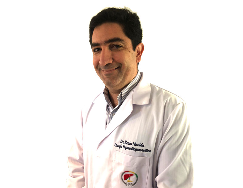 Picture of Dr. Nicolas Pablo Resio
