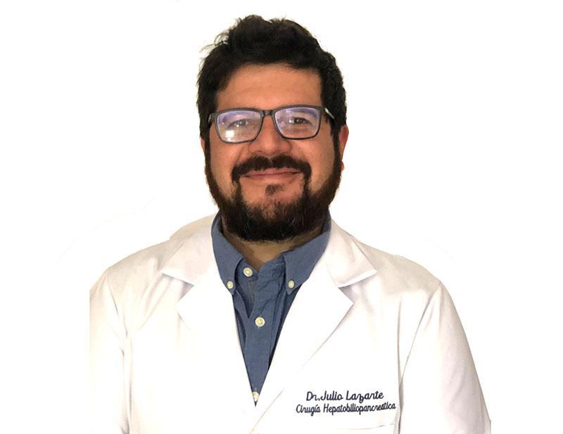 Picture of Dr. Julio Lazarte